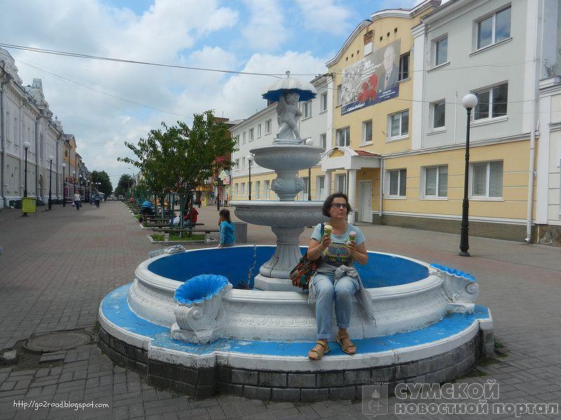 глухов-фонтан