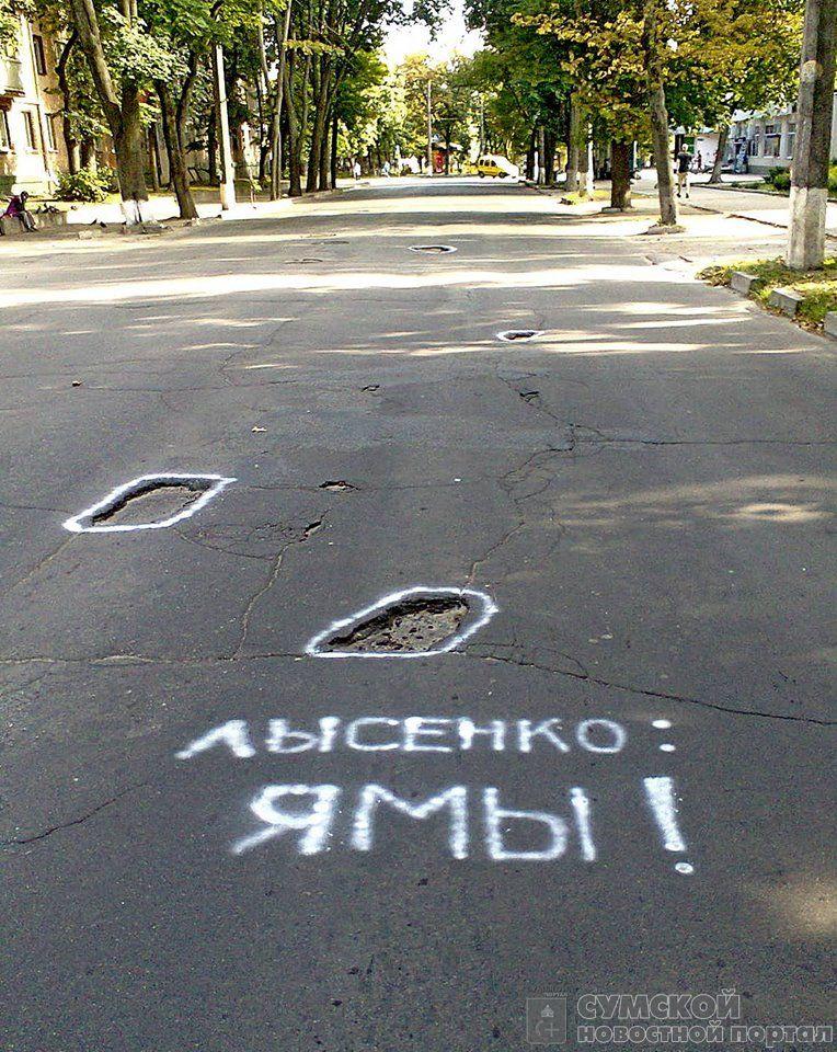 лысенко-ямы