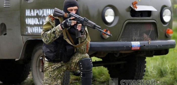 боевики расстреляли
