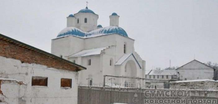 гамалеевский Свято-Харлампиевский монастырь