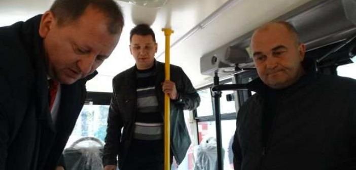 лысенко и автобусы