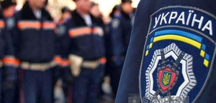Переаттестация полиции в Сумах