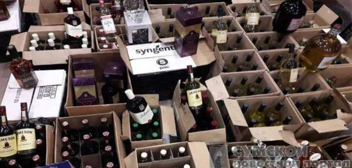 подпольное изготовление алкоголя