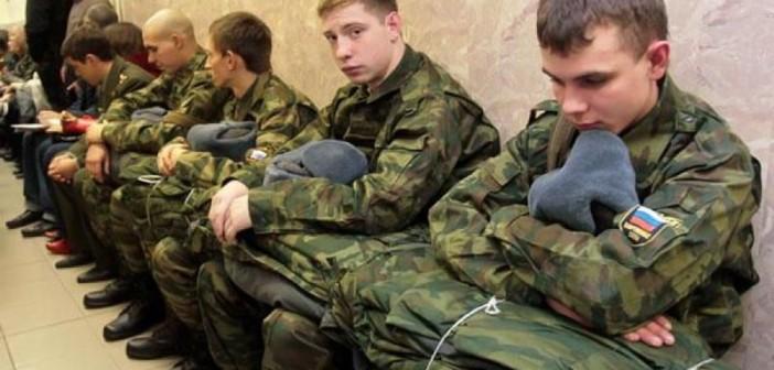 Призовник косит от армии