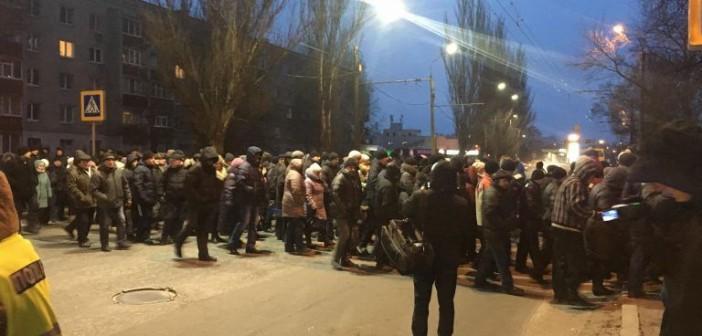 протест-металлургов