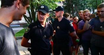сопротивление полицейским