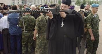 священники УПЦ МП