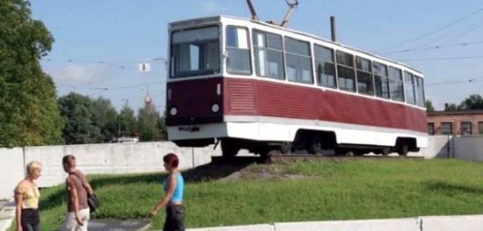 трамвай-богдан