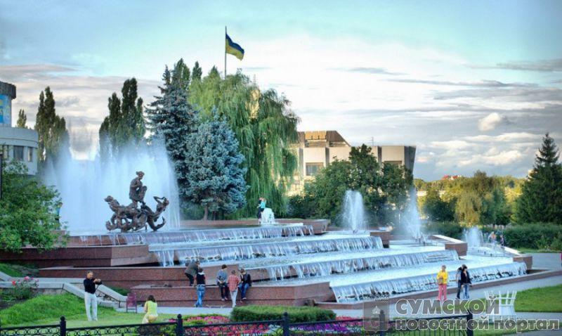 фонтан-садко