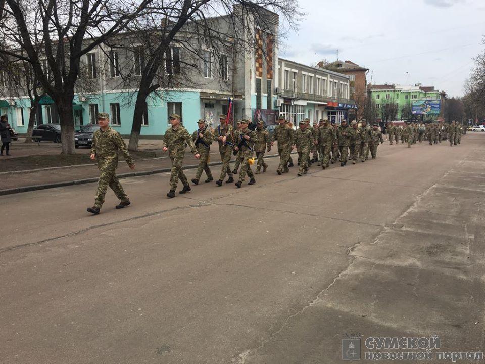 батальон-13-марш