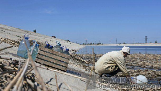крым-засуха