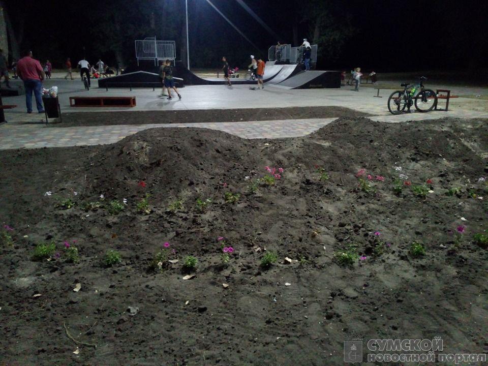 скейт-парк-обокрали