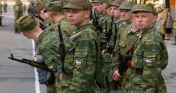 Россияне не хотят идти в армию