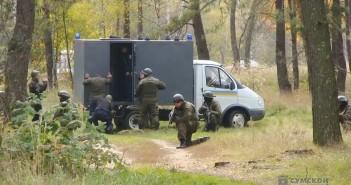 Правоохранители Сумщины обезвредили террористов