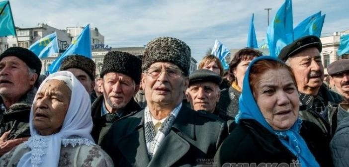 Геноцид татарского народа в Крыму