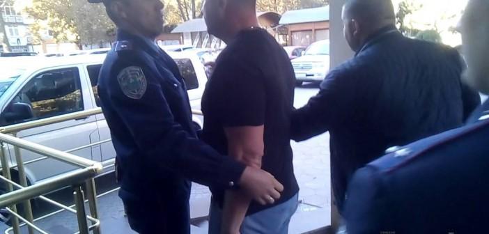 ахтырские полицейские