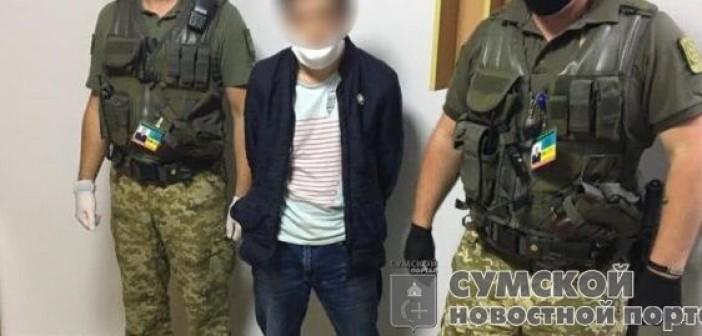 бачевск-задержание