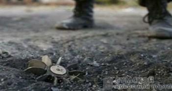боеприпасы под ногами
