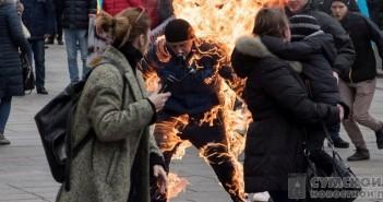 бурлаков-самосожжение