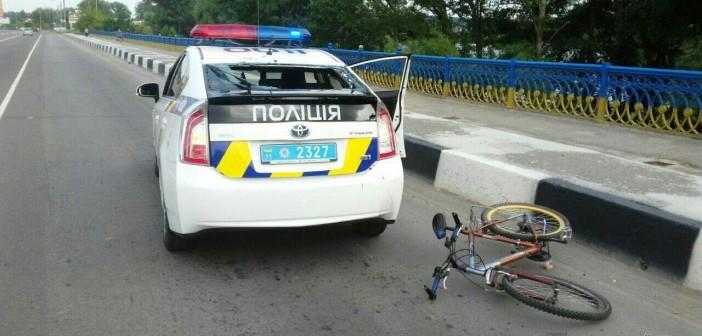 дтп с полицией