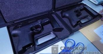 два-пистолета