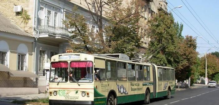 электротранспорт в Сумах