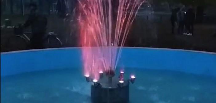 фонтан-добровольная