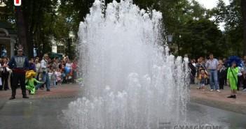 фонтан на Покровской