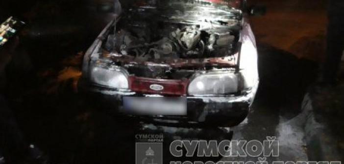 форд-пожар