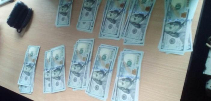 контрабанда валюты