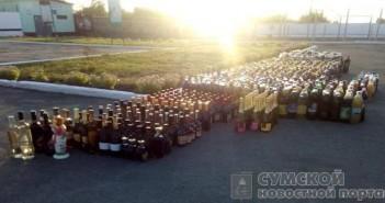 контрабанда алкоголя