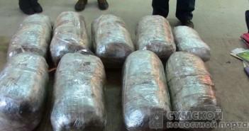 контрабанда наркотиков
