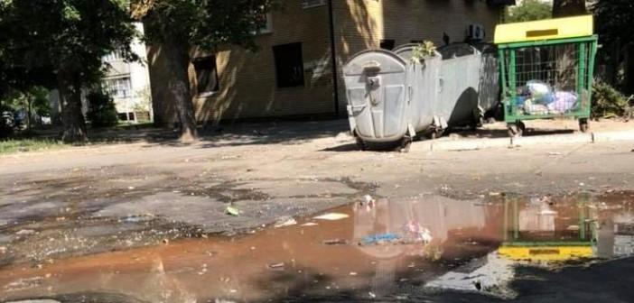 мусорка-сироп