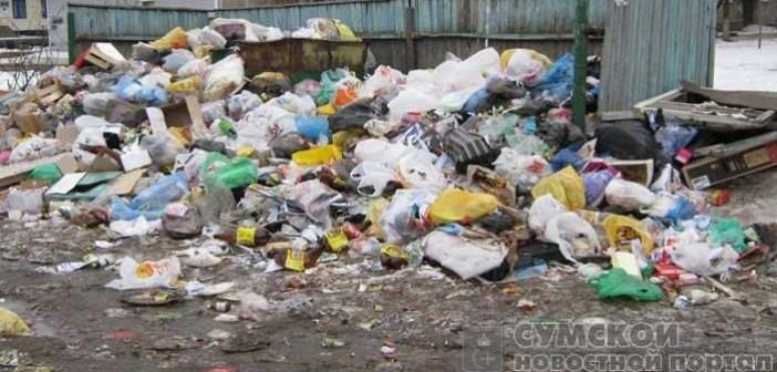 мусорный коллапс