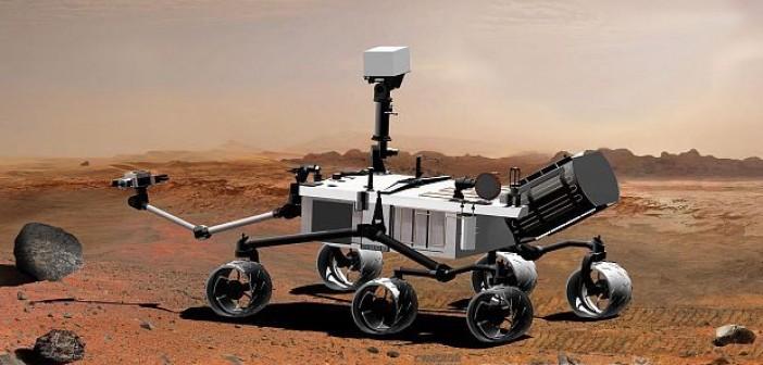 новый марсоход НАСА
