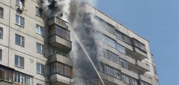 пожар-шашлык