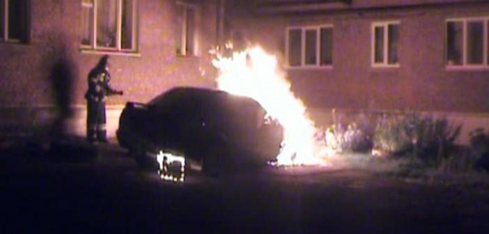 пожар-шостка-ауди