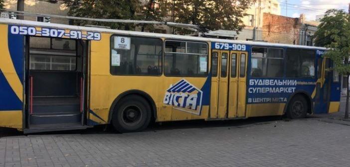 пожар-сумы-троллейбус