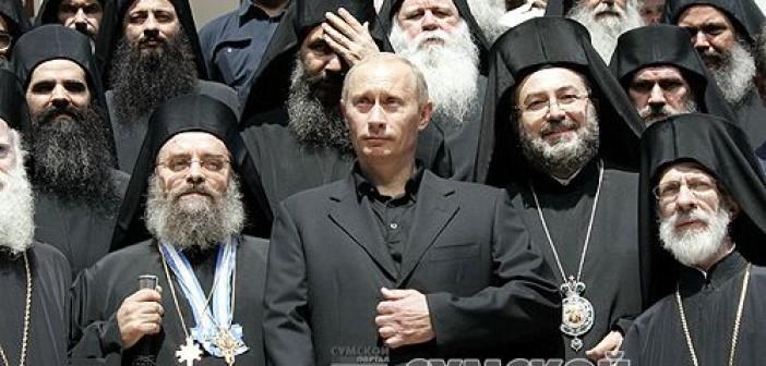 путин-православный