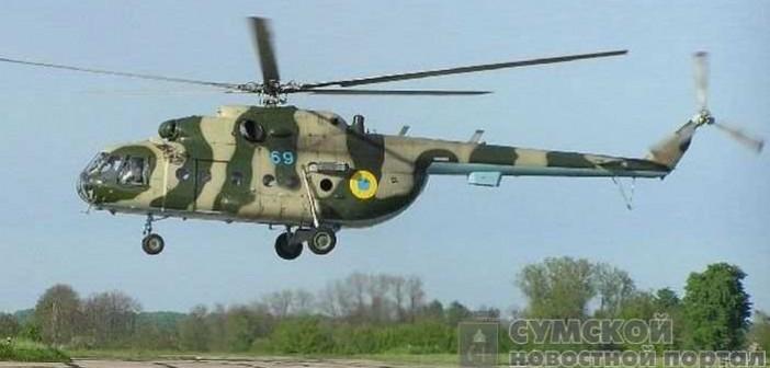 ремонт вертолетов
