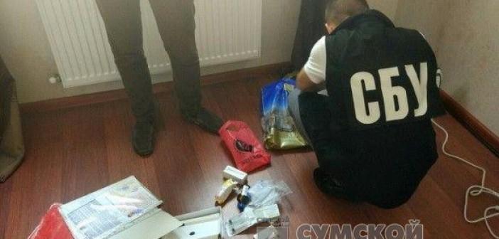 СБУ задержала в Киеве