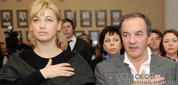 свадьба Терещенко