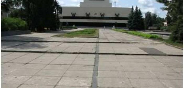 театральную площадь