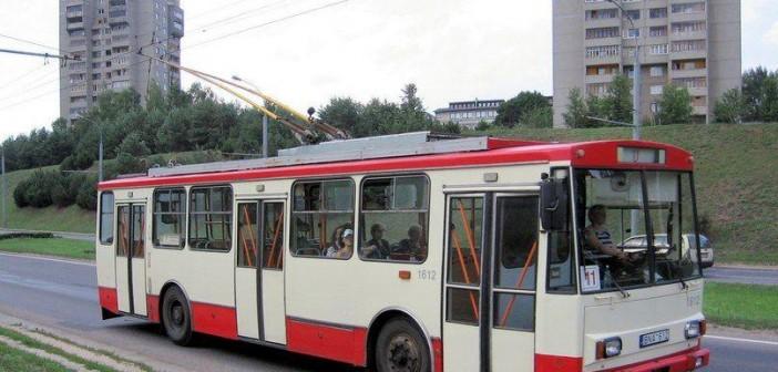 тендер по троллейбусам