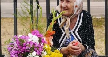 торговка-цветами