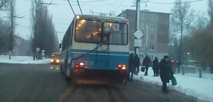троллейбус-031