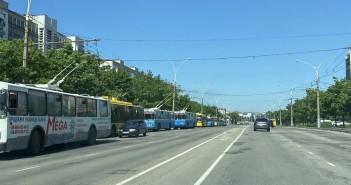 троллейбусы-харьковская