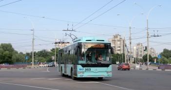 троллейбус-163