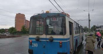 троллейбус-280