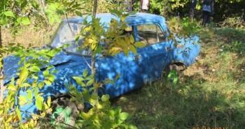 житель Лебедина угнал автомобиль
